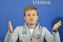 Nico Rosberg © AFP