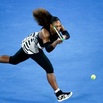 Serena Williams © EPA