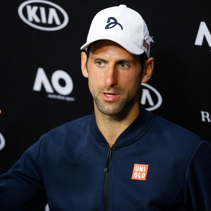 Novak Djokovic © EPA