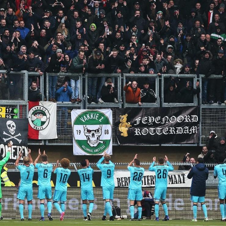 Feyenoord © ANP